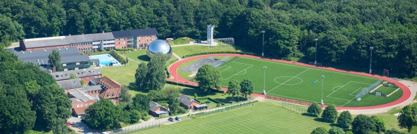 Overview of Vejle Sports School